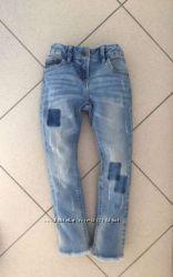 Модные джинсы мама и дочка