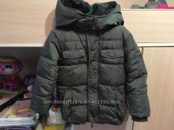 Фирменная куртка еврозима Silvian Heach
