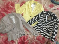 Модные пиджаки H&M