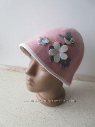Шляпка H&M с апликацией