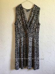 DKNY оригинал летнее платье сарафан  размер M-L