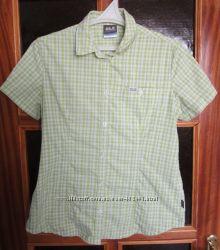 Женская рубашка Jack Wolfskin с вентиляцией размер L оригинал