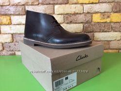 Ботинки мужские Clarks