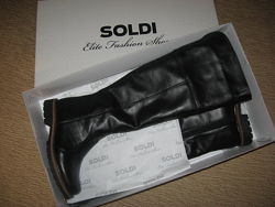 Продам сапоги SOLDI 36 разм.