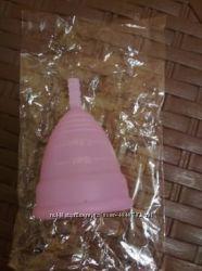Капа менструальная чаша
