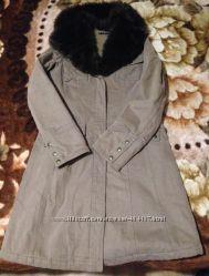 Шикарное пальто Sisley р. S, M, новое с биркой,