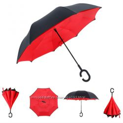 Зонт- наоборот, антизонт