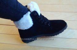Ботиночки зима, новые