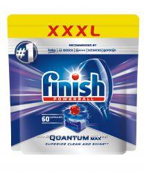 Finish Powerball Quantum Max 60 шт.  таблетки для посудомоечных машин