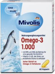 Das Gesunde Plus Omega-3 витаминный комплекс - Германия