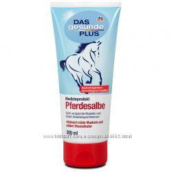 Das Gesunde Plus Pferdesalbe охлаждающий бальзам на основе конского каштана