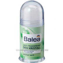 Дезодорант антиперспирант кристал Balea deo kristall - Германия