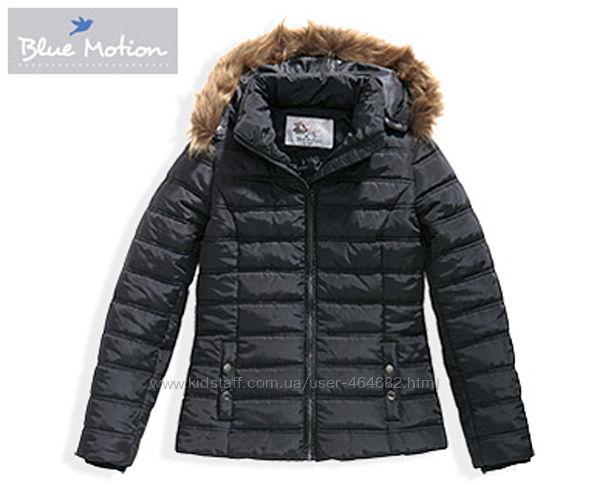 Сезонная распродажа Классная стеганая куртка от Blue Motion