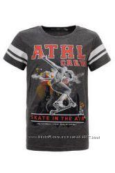 Стильные футболки подросткам р. 134-164 Glo-Story