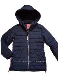 Демисезонная куртка для девочек р. 116-146 Венгрия