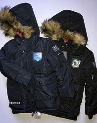 Зимние куртки для мальчиков р. 4-12 Венгрия в наличии