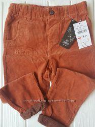 Вельветовые брюки Резерв