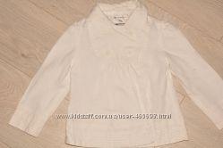 Льняной пиджак для девочки 3-5 лет MarksSpenser