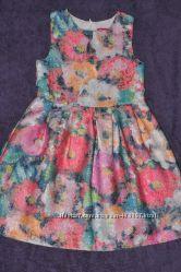 Платье нарядное для девочки 7-8 лет Primark