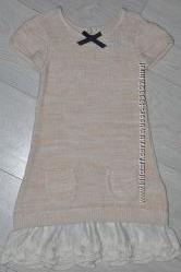 Красивое платье для девочки 4-6 лет Rocha