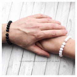 Парные браслеты для влюблённых, друзей. Подарки для любимых.