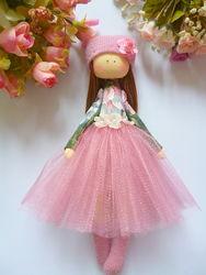Куклы ручной работы, тильда, тильды, текстильная кукла.