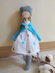 куклы ручной работы, мини кукла, кукла из ткани, тильда, балерина, ангелочки