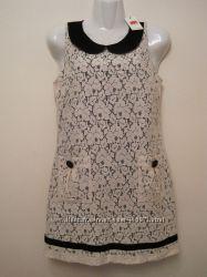 Платье мини кружево бархат нарядное Miss Selfridge новое M
