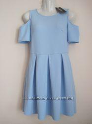 Платье Boohoo открытые плечи новое М