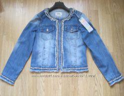 Куртка джинсовая Denim & Co новая М