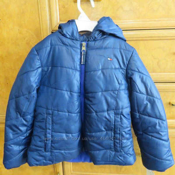 Зимняя курточка от Tommy Hilfinger, унисекс Оригинал США