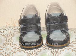 Детские ортопедические туфли 25р из натуральной кожи Есоby.