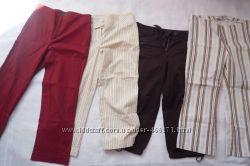 літні бриджики, шорти Zara,  Loft