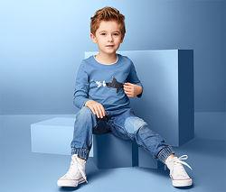 Регланы для мальчика с длинным рукавом TCM TCHIBO
