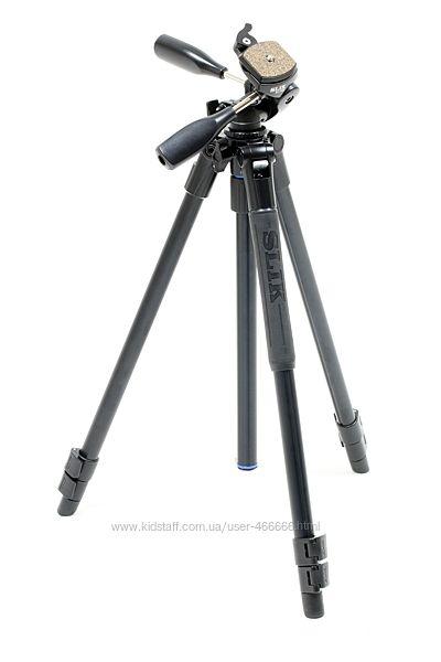 Штатив профессиональный Slik Pro AL-323 DX