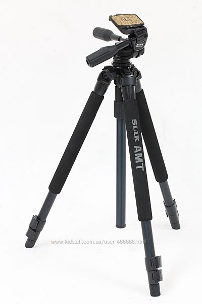 Штатив профессиональный Slik Pro 330 HD II