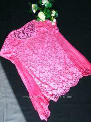 Шикарная блуза свободного кроя - подойдёт с l до xxl