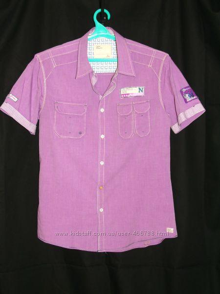 Отличная рубашка - Лето - M - L