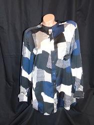NEXT  Шикарная блуза с удлинённой спинкой  - L - XL