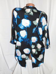 Шикарная блуза с интересной спинкой - от - M - L -  Xl