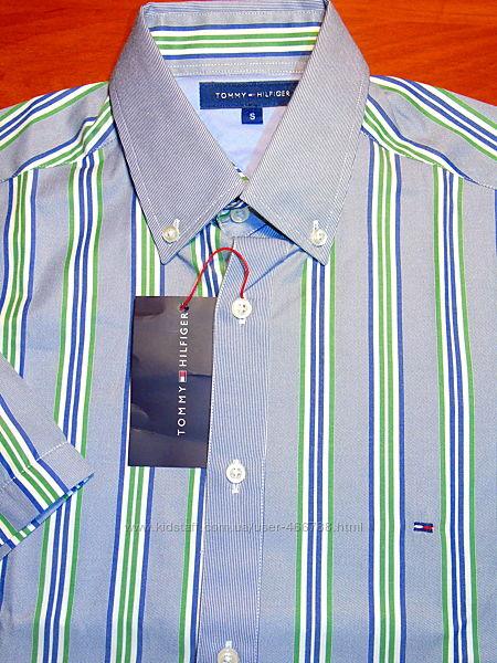 Tommy Hilfiger  шикарная рубашка - Лето - M - S