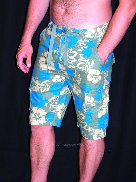 Шикарные шорты в цветочный принт - S - M - L