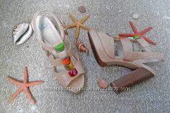 Нарядные босоножки CentrShoes