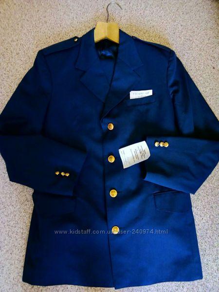 таможенная форма  пиджак и брюки