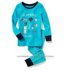 Пижамка на мальчика бренд, Америка 5т
