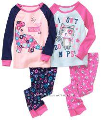 Хлопковая пижама для девочки, бренд 5т, 4т