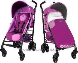 коляска  chicco для яркой мамы и ребенка