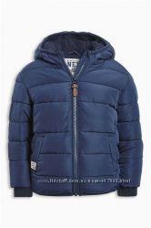 Куртки та жилети для хлопчиків -Next, George, НМ, Debenhams - Англія