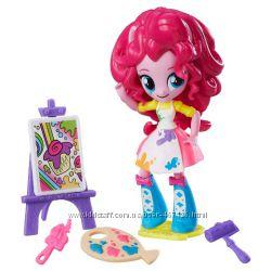 Пони минис Пинки пай урок рисования - My Little Pony Equestria Girls Minis