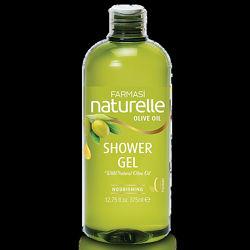 Гель для душа Оливка Farmasi Shower Gel Olive Oil